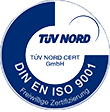 Certified according to DIN EN ISO 9001: 2008