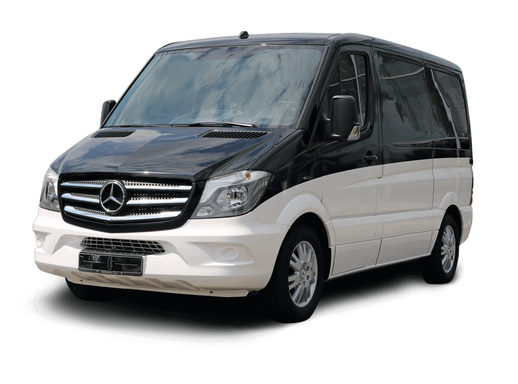 Hearse on basis Mercedes-Benz Sprinter