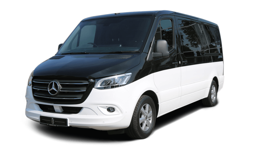 Bestattungswagen auf Basis Mercedes-Benz Sprinter