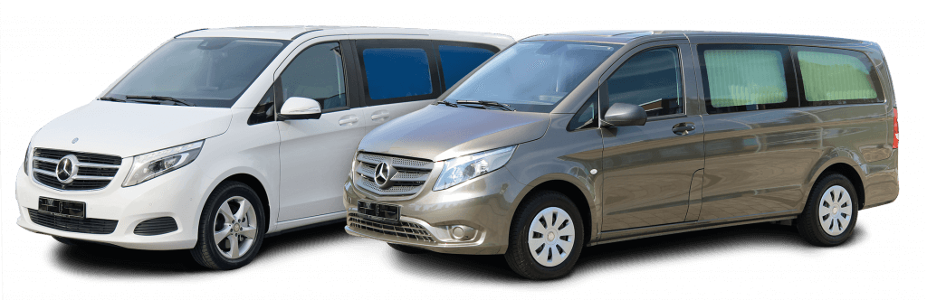 Hearse on basis Mercedes-Benz Vito / V-class